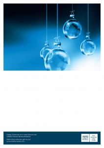 Spa voucher for Christmas